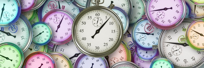 You need a lot of clocks and timers going off to keep you focused on your task! Just use the Pomodoro Technique the improve your productivity and daily time management.