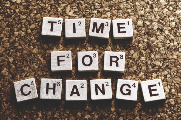 Words have power, so choose one word this year to really make effective change in your life.