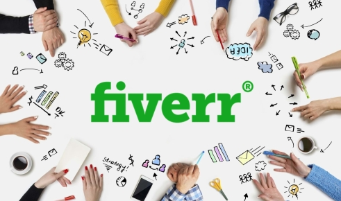 You can hire freelance designers through platforms like Fiverr to help you create your brand look.
